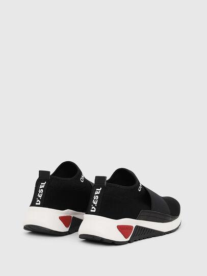 Diesel - S-KB SOE, Negro - Sneakers - Image 3