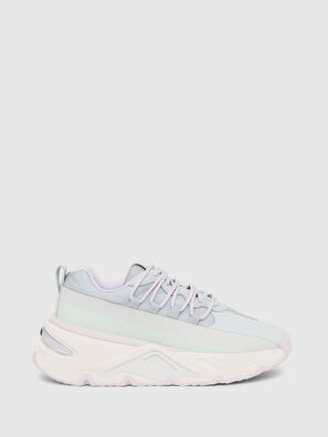 S-HERBY SB, Blanco/Azul - Sneakers