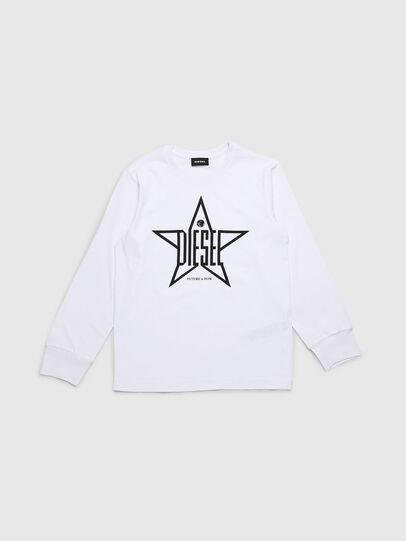 Diesel - TDIEGOYH-ML, Blanco - Camisetas y Tops - Image 1