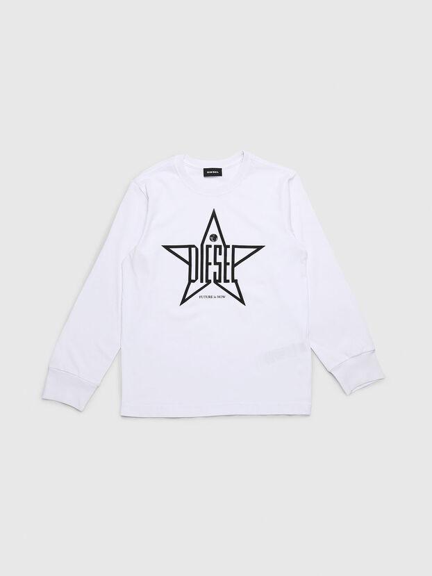 TDIEGOYH-ML, Blanco - Camisetas y Tops