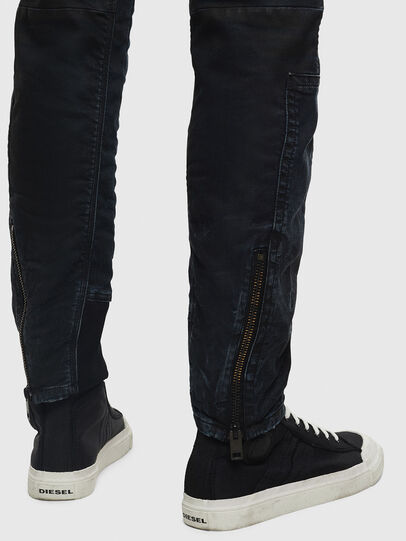 Diesel - D-Earby JoggJeans 069MD, Azul Oscuro - Vaqueros - Image 4