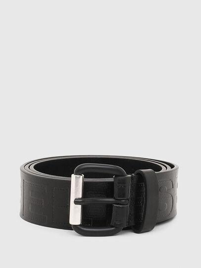 Diesel - B-CERRO, Negro - Cinturones - Image 1