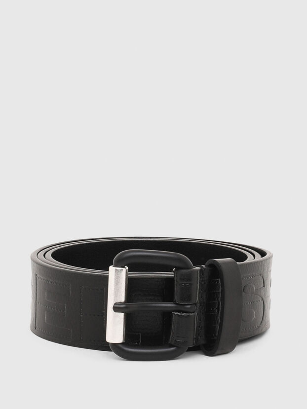 B-CERRO, Negro - Cinturones
