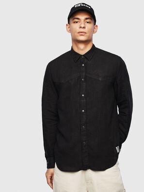 S-PLAN-B, Negro - Camisas