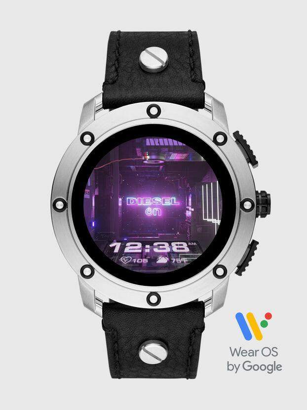 DT2014, Negro/Plata - Smartwatches