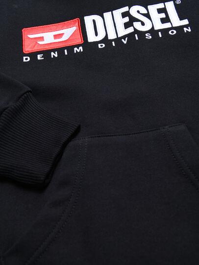 Diesel - DILSEC, Negro - Vestidos - Image 3
