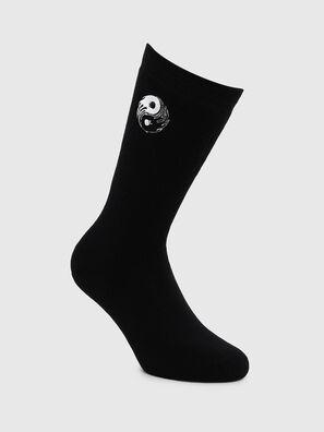SKM-RAY, Negro - Calcetines