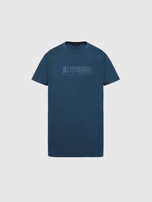 T-JUST-SLITS-X87, Verde Agua - Camisetas