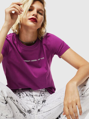 T-SILY-COPY, Violeta Oscuro - Camisetas