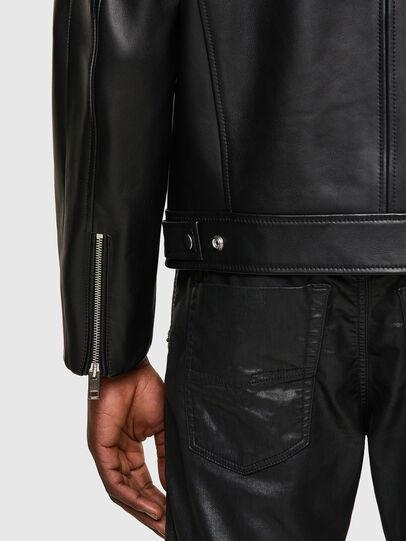 Diesel - L-BOY, Negro - Chaquetas de piel - Image 3