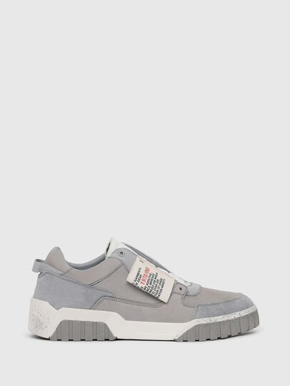 Diesel - S-LE RUA ON, Gris - Sneakers - Image 1