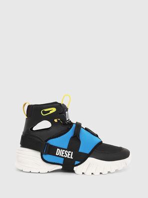 S-SHARQUEZ MID, Negro - Sneakers