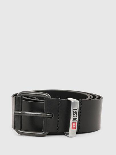 Diesel - B-VITO, Negro - Cinturones - Image 1