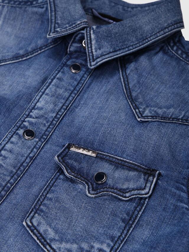 Diesel - CITROS, Blue Jeans - Camisas - Image 3