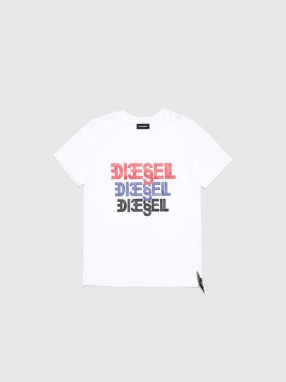 Diesel - TSURY, Blanco - Camisetas y Tops - Image 1