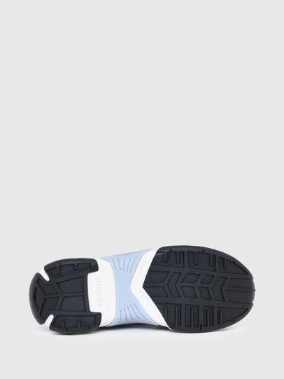 Diesel - S-KIPPER LOW TREK II, Blanco/Negro - Sneakers - Image 5