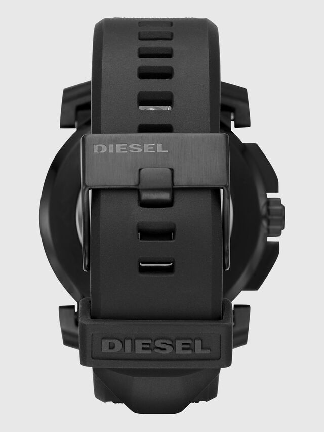 Diesel - DT1006, Negro - Smartwatches - Image 3