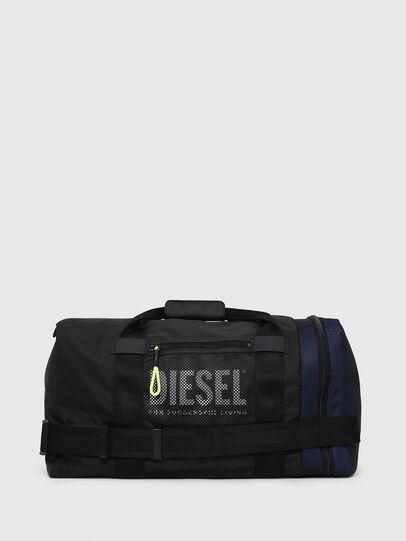 Diesel - M-CAGE DUFFLE M, Negro - Bolsos de viaje - Image 1