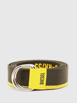 B-TAPE55, Negro/Amarillo - Cinturones