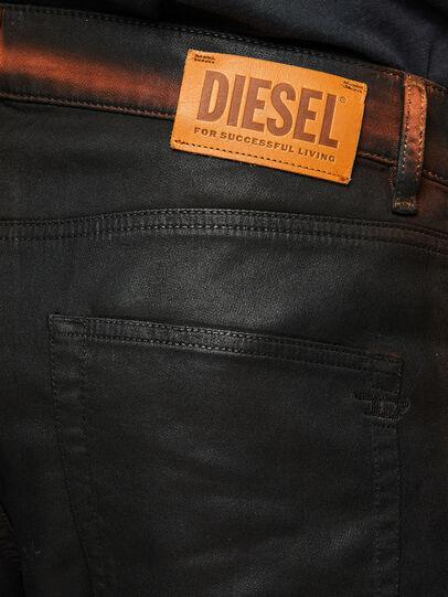 Diesel - S-UMMER-N74, Blanco - Sudaderas - Image 5