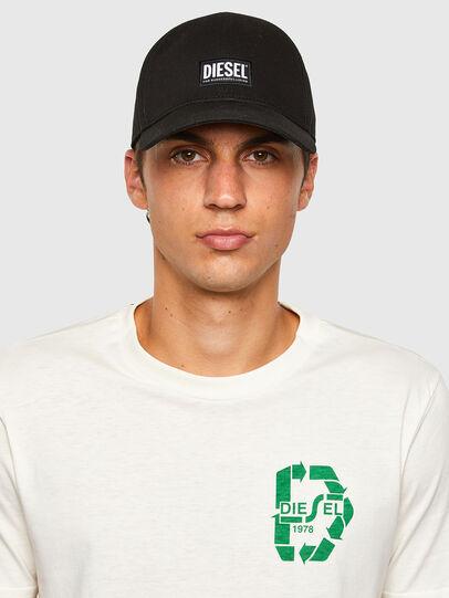 Diesel - T-JUST-N40, Blanco - Camisetas - Image 5