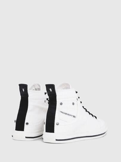 Diesel - EXPOSURE I, Blanco/Negro - Sneakers - Image 3