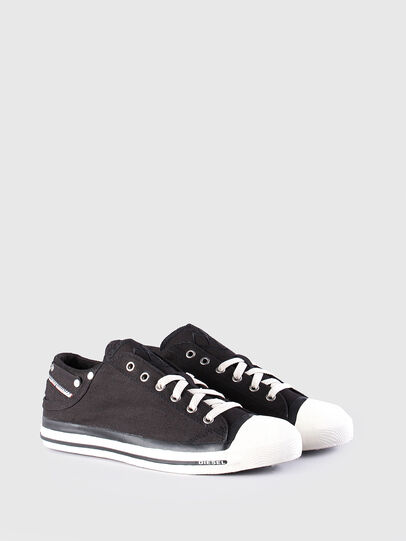 Diesel - EXPOSURE LOW, Negro - Sneakers - Image 2