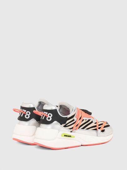 Diesel - S-SERENDIPITY LC EVO, Blanco/Rosa - Sneakers - Image 3