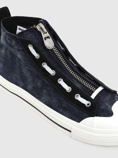 Diesel - S-ASTICO MZIP, Azul Oscuro - Sneakers - Image 4