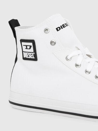 Diesel - S-ASTICO MID CUT, Blanco - Sneakers - Image 4