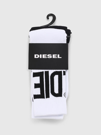 Diesel - SKM-ZRAYBIPACK, Negro/Blanco - Ropa Interior - Image 2