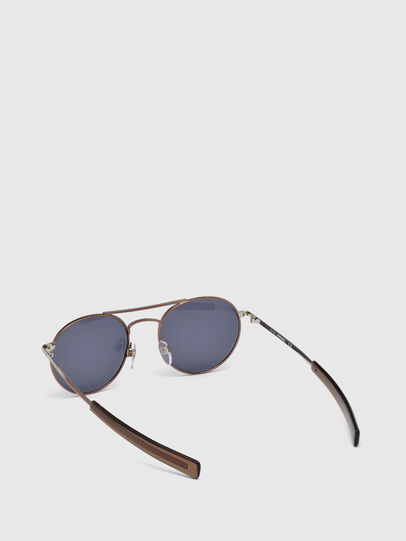 Diesel - DL0220, Bronce - Gafas de sol - Image 2