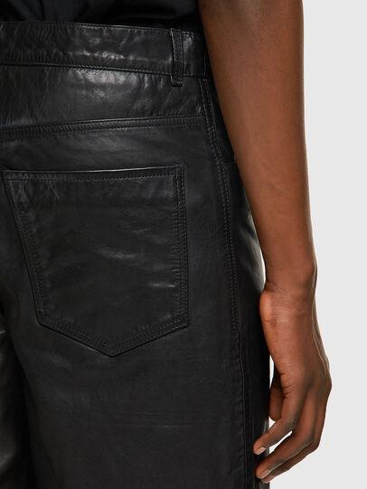 Diesel - P-MACS-SHORT, Negro - Pantalones - Image 4