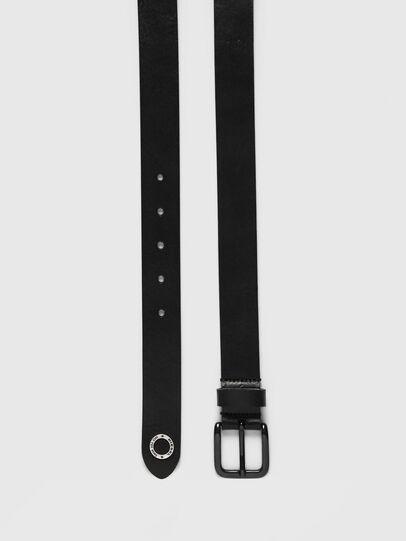 Diesel - B-BUVET, Negro - Cinturones - Image 1