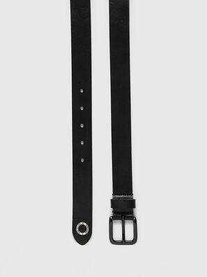 B-BUVET, Negro - Cinturones