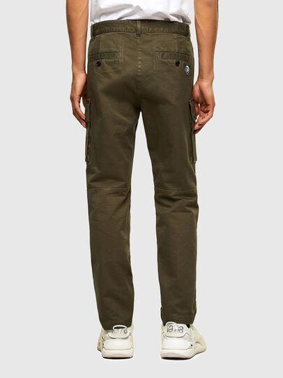 Diesel - P-COR, Verde Militar - Pantalones - Image 2