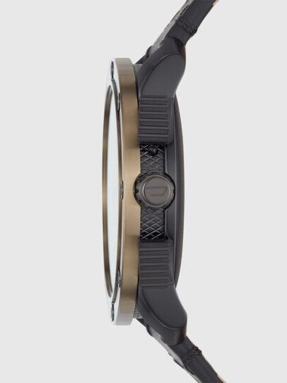 Diesel - DT2016, Negro/Bronce - Smartwatches - Image 3