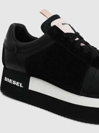 Diesel - S-PYAVE WEDGE, Negro - Sneakers - Image 4