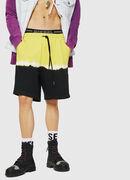 P-TOX-DEEP, Negro/Amarillo - Shorts
