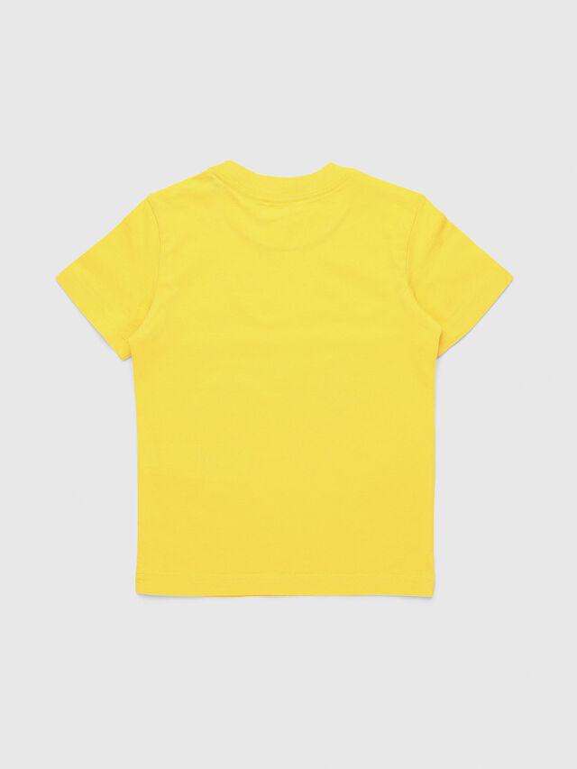 Diesel - TUCSEB-R, Amarillo - Camisetas y Tops - Image 2