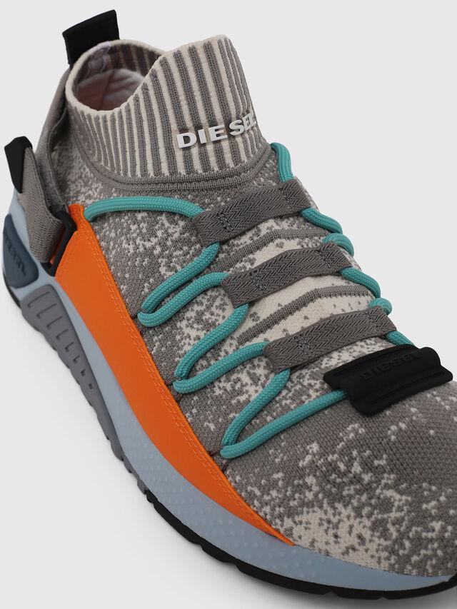 Diesel - S-KB ST, Multicolor/Gris - Sneakers - Image 5
