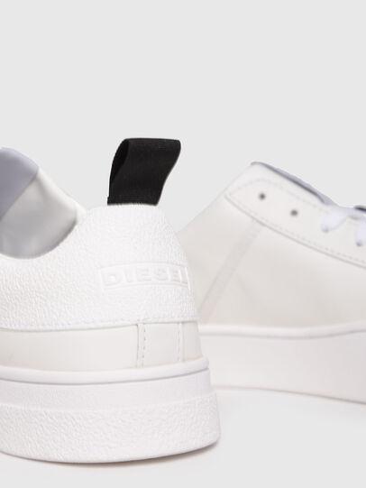 Diesel - S-CLEVER LOW, Blanco - Sneakers - Image 4