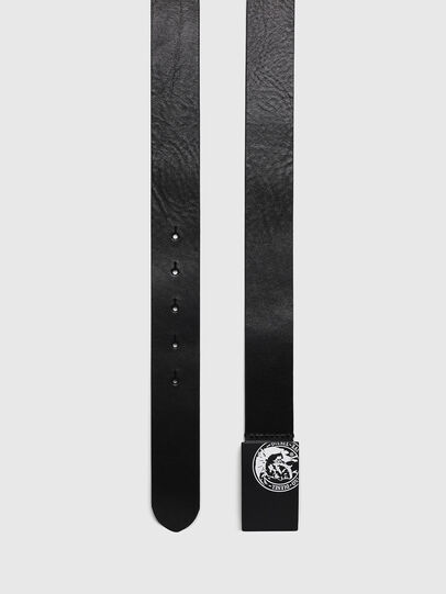 Diesel - B-MOQUE, Negro - Cinturones - Image 3