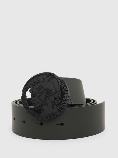 Diesel - B-TARZO, Verde Oscuro - Cinturones - Image 2