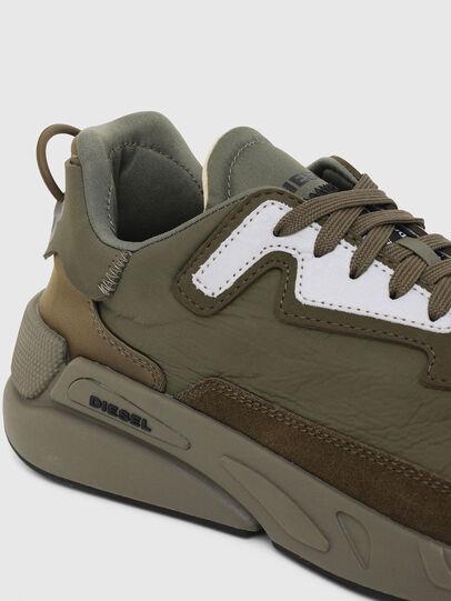 Diesel - S-SERENDIPITY LC, Verde Oliva - Sneakers - Image 4