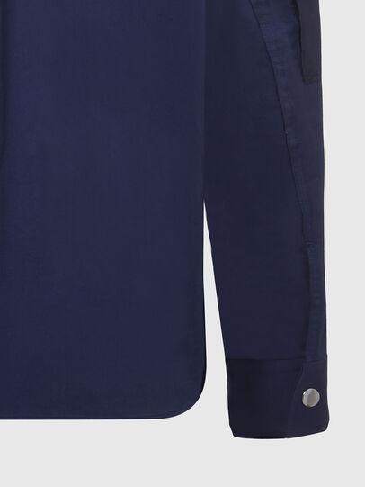 Diesel - S-AUSTIN, Azul - Camisas - Image 5