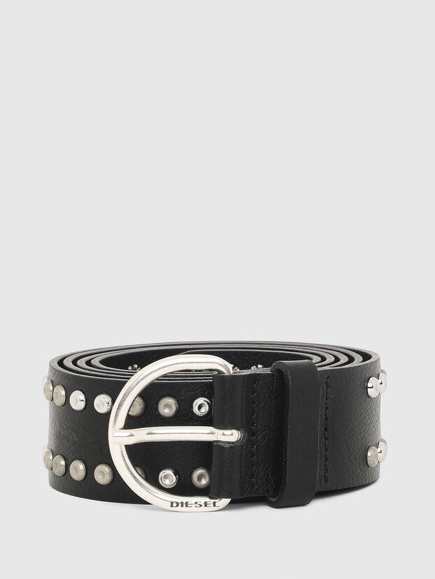 B-GUA', Negro - Cinturones