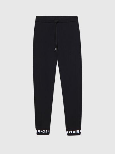 Diesel - UFLB-ALINA, Negro - Pantalones - Image 1