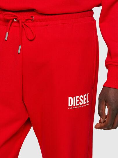 Diesel - P-TARY-ECOLOGO, Rojo - Pantalones - Image 3