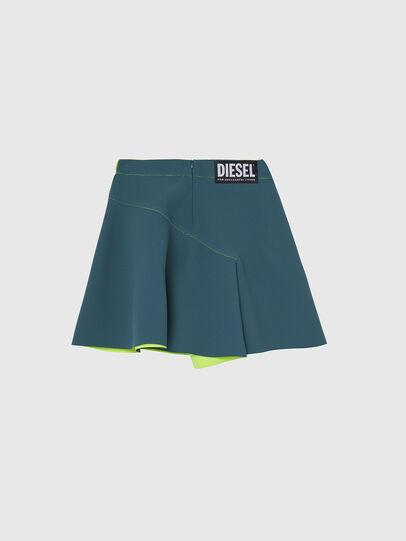 Diesel - S-SPRING, Verde Agua - Shorts - Image 2
